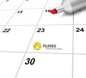 Planeamos sus eventos